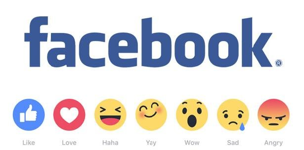 Reactions, botons de Facebook
